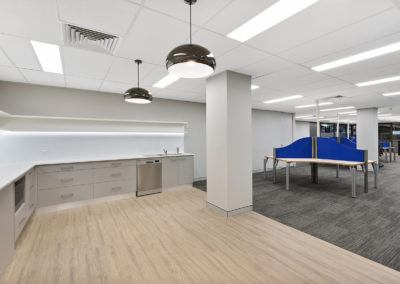 40 MANN ST OFFICE FIT OUT